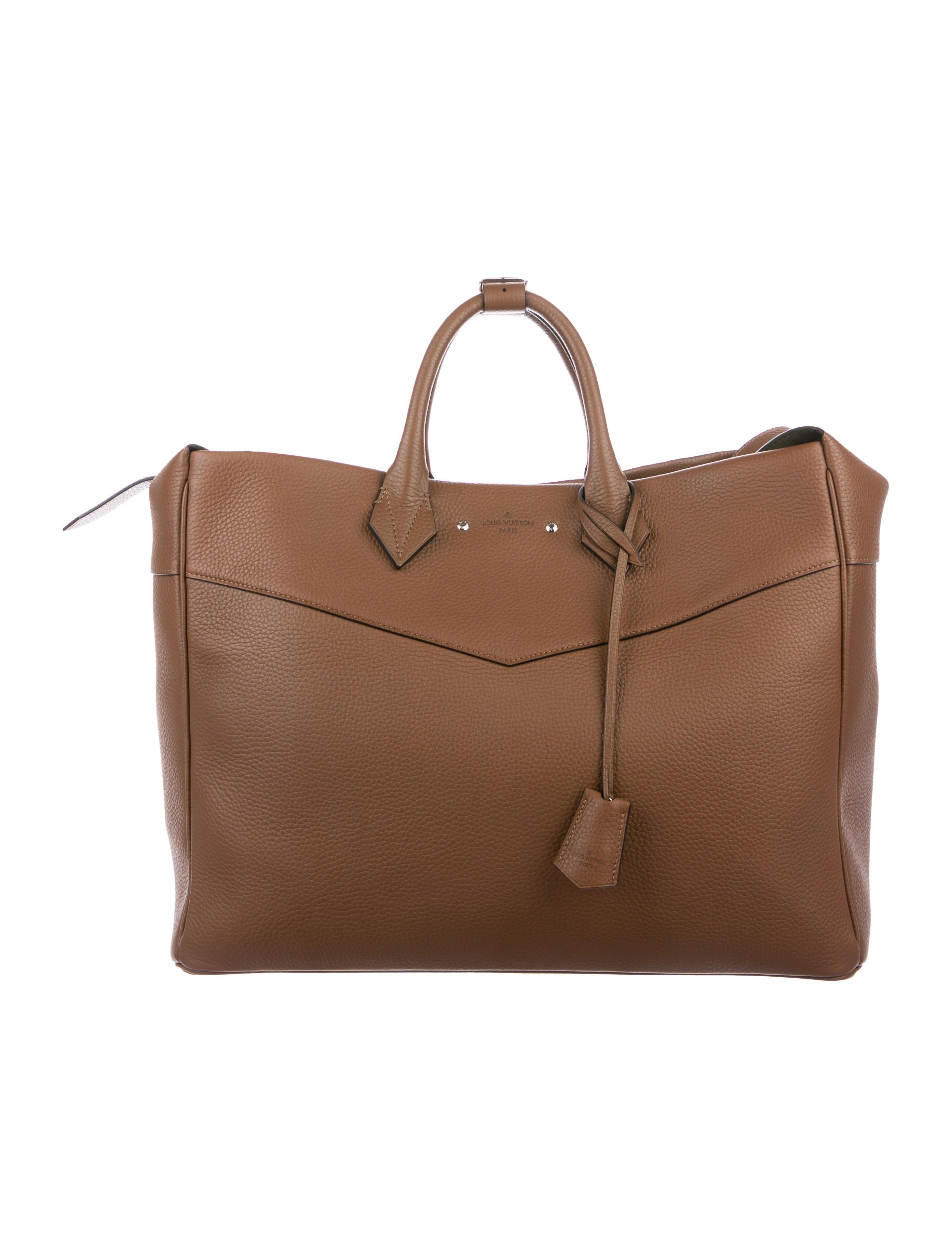 65c827617905 Louis Vuitton Taurillon Armand Open Tote - Bags - LOU200003