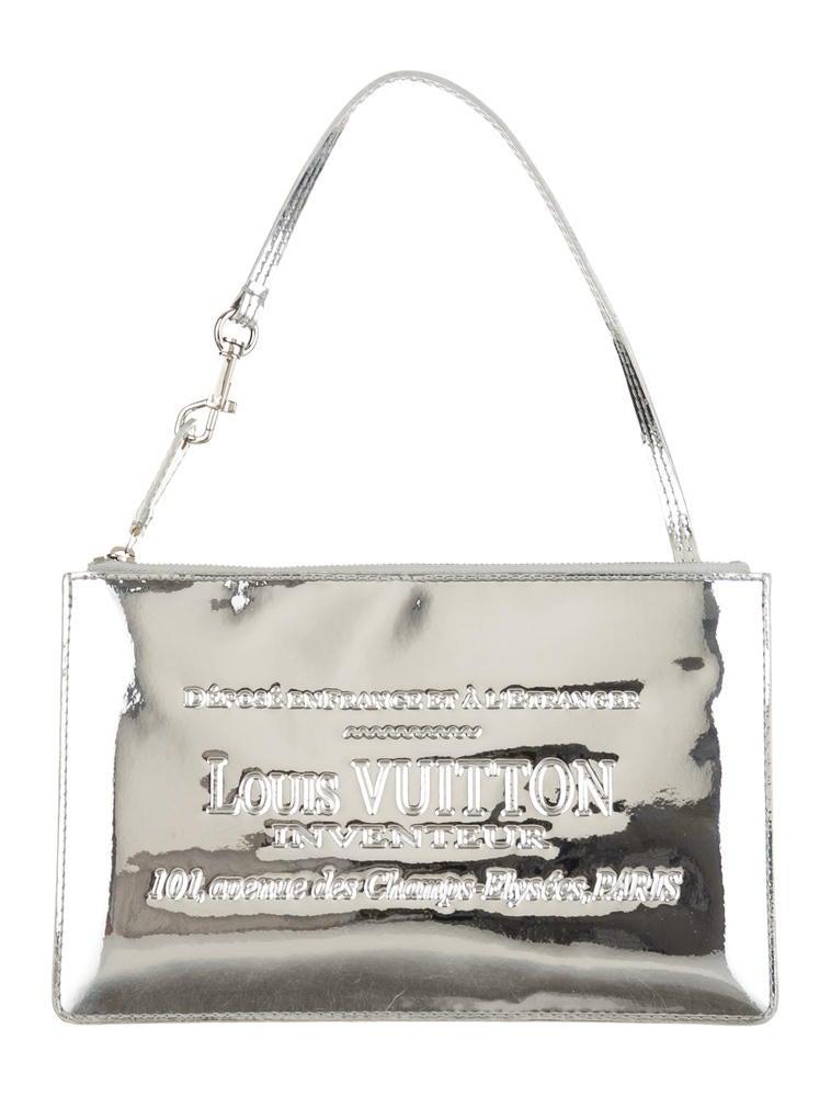 Louis vuitton miroir pochette handbags lou20068 the for Pochette miroir