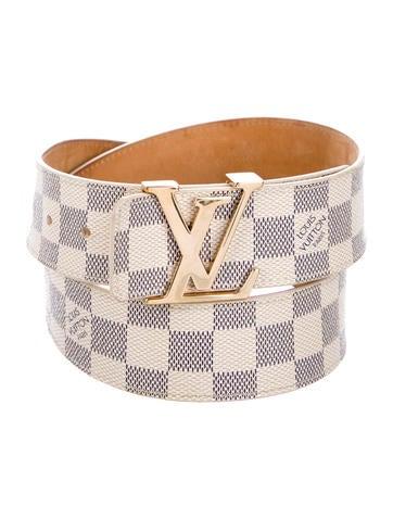 Louis Vuitton Belts   The RealReal 6c4ede36b18