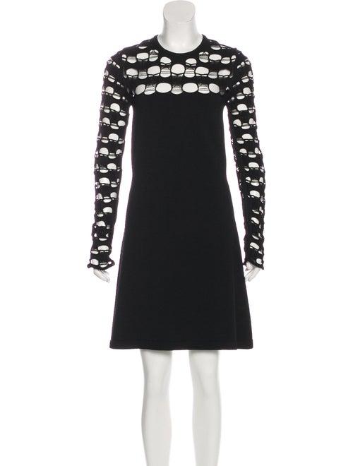 Louis Vuitton 2017 Knit Shift Dress Clothing Lou202462 The