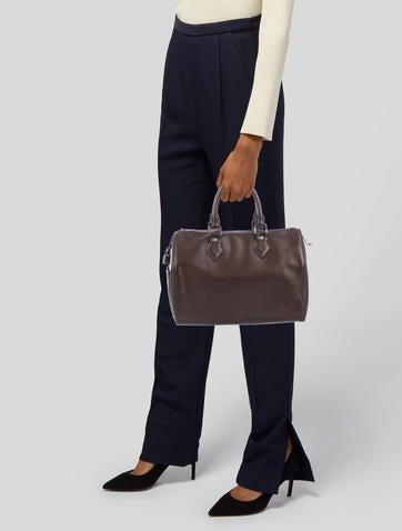 85202b058a0e Louis Vuitton Monogram Speedy 30 Bandouliere ราคา