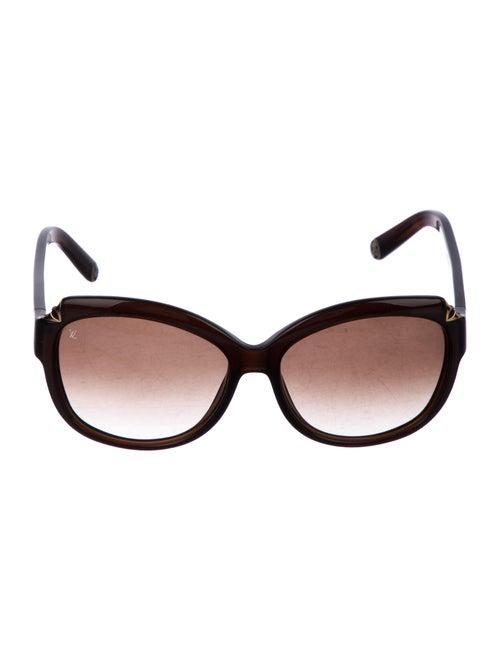 2cb9b944fcd Louis Vuitton Glitter Hortensia Sunglasses - Accessories - LOU206159 ...
