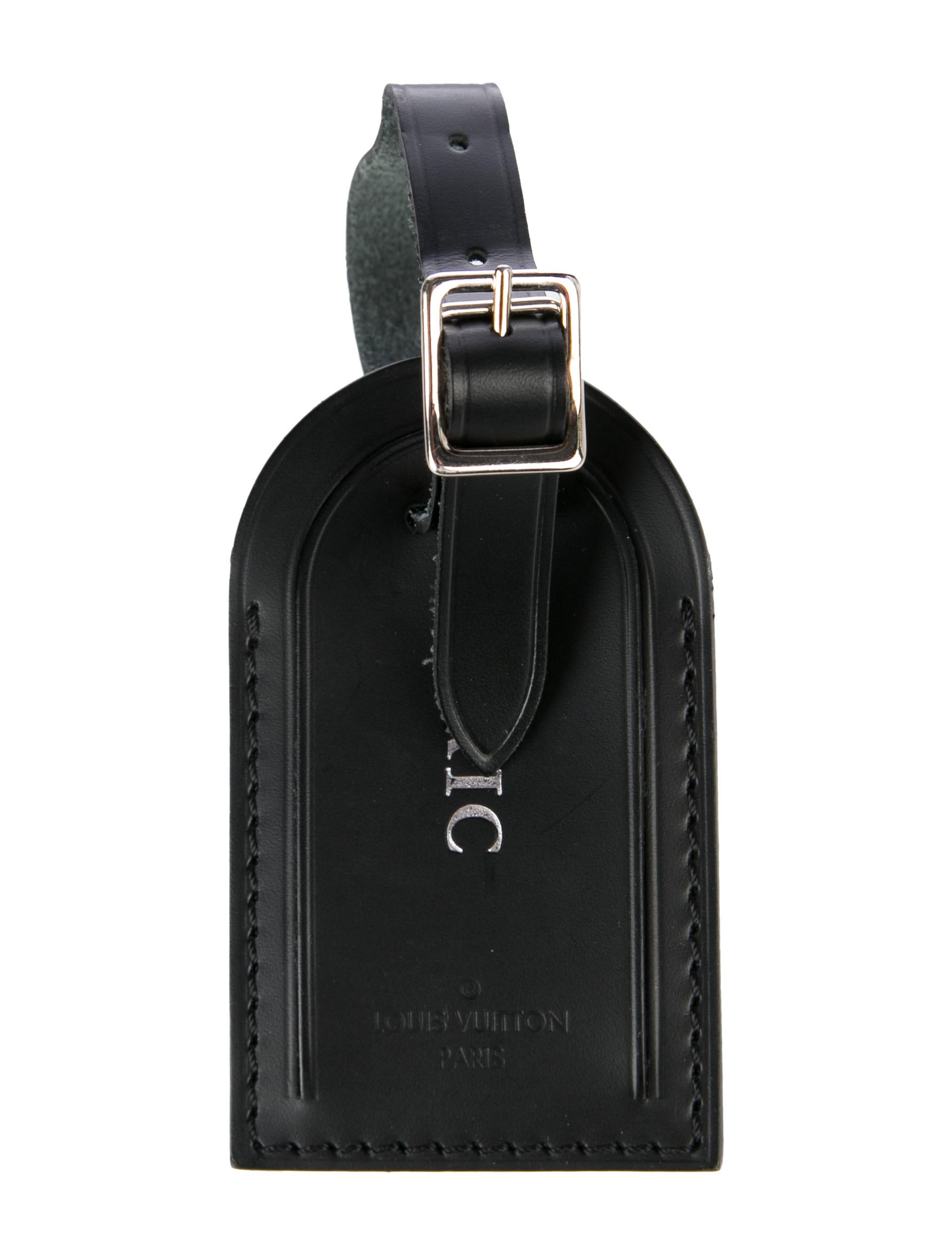 eb306b55ad89 Louis Vuitton Luggage Tag - Accessories - LOU206321