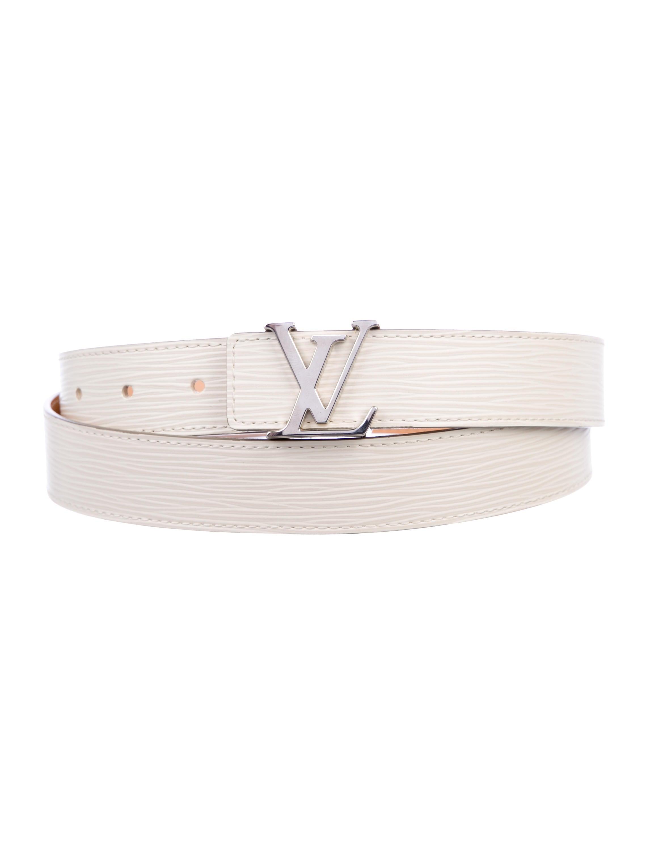 89af68a545e4 Louis Vuitton Epi Initiales 30MM Belt - Accessories - LOU207409 ...