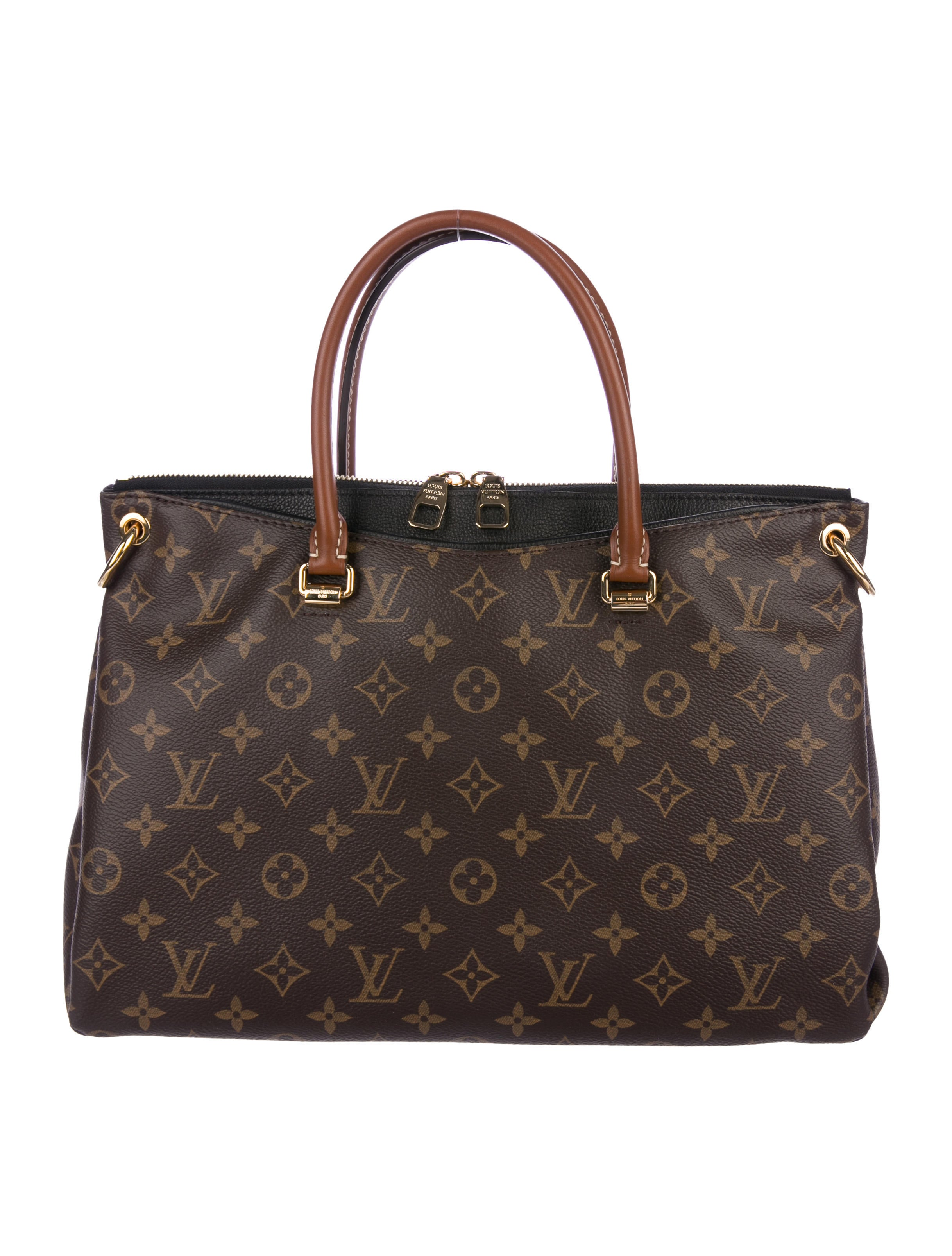 Louis Vuitton Monogram Pallas Tote - Handbags - LOU210958  16d5881d7