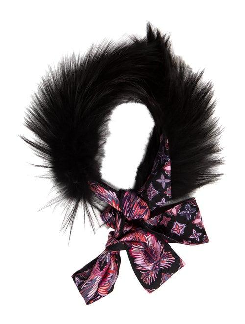 102334e2a2 Louis Vuitton 2018 Innocence Fur Bandeau w/ Tags - Accessories ...