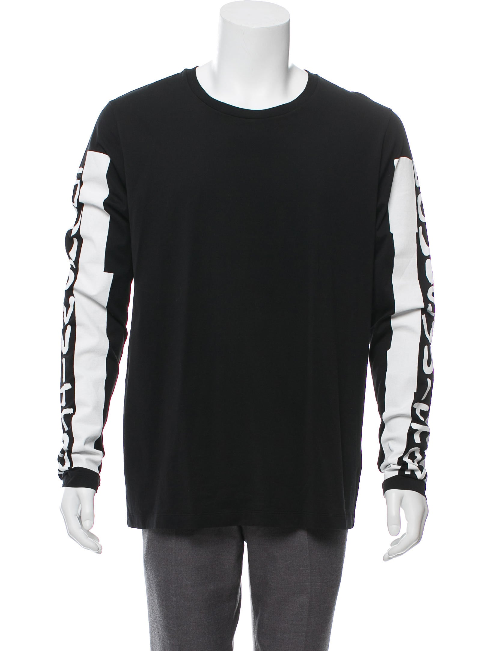 bb4831ef286d Louis Vuitton Graphic Hand Painted T-Shirt w  Tags - Clothing ...