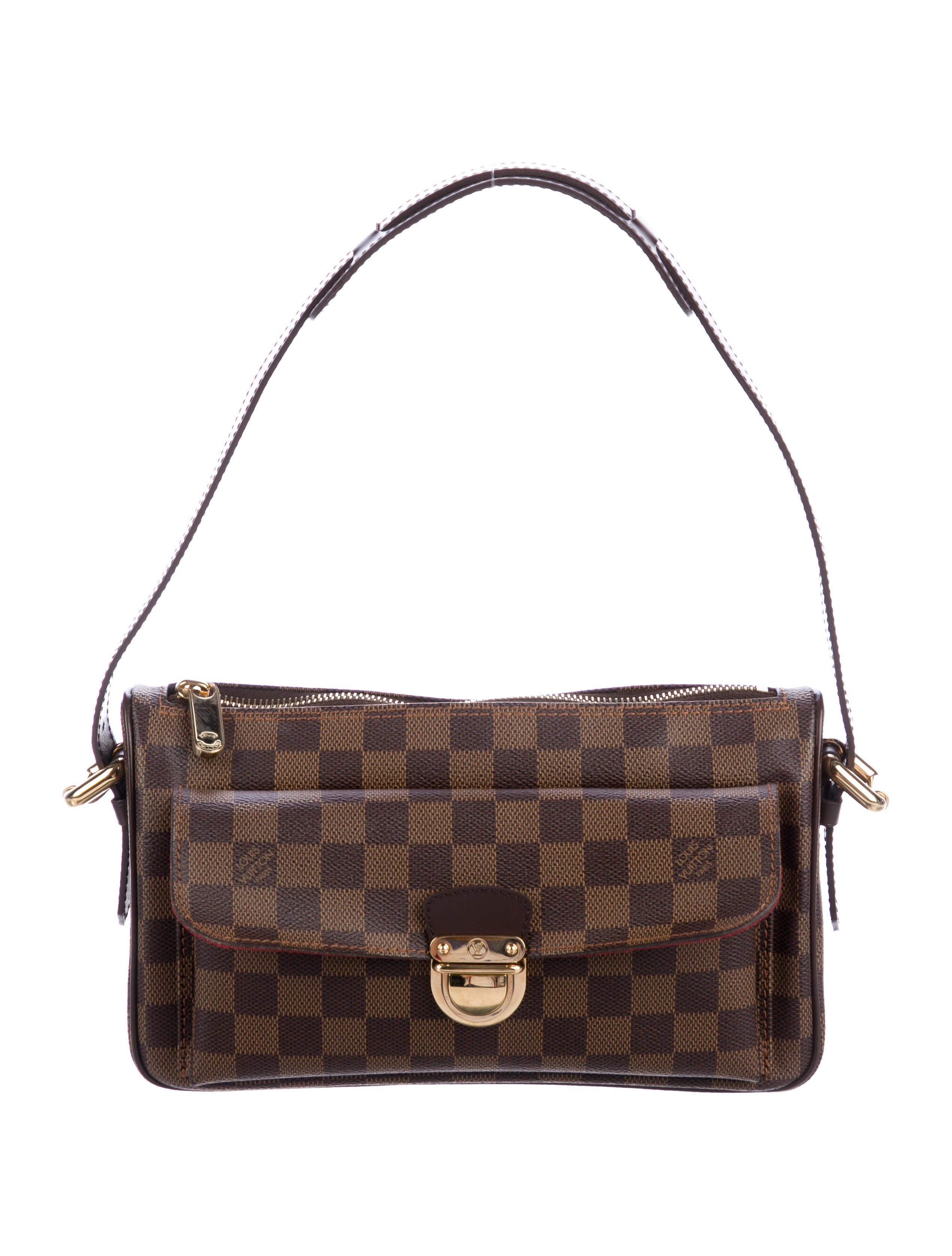 1e038f37c4ad Louis Vuitton Damier Ebene Ravello GM - Handbags - LOU213860