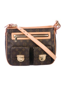 210b93cbe9a Louis Vuitton. Monogram Hudson GM