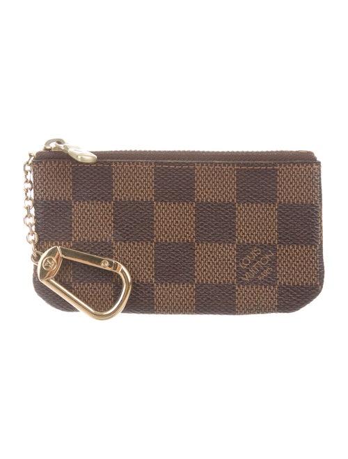 Louis Vuitton Damier Ebene Key Pouch - Accessories - LOU215099  8f735e826211d
