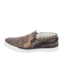 0d76dc688b8d Louis Vuitton. Twister Canvas Sneakers
