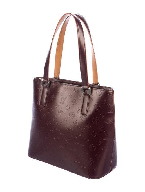 d2839130366d Louis Vuitton Monogram Mat Stockton Tote - Handbags - LOU217928 ...