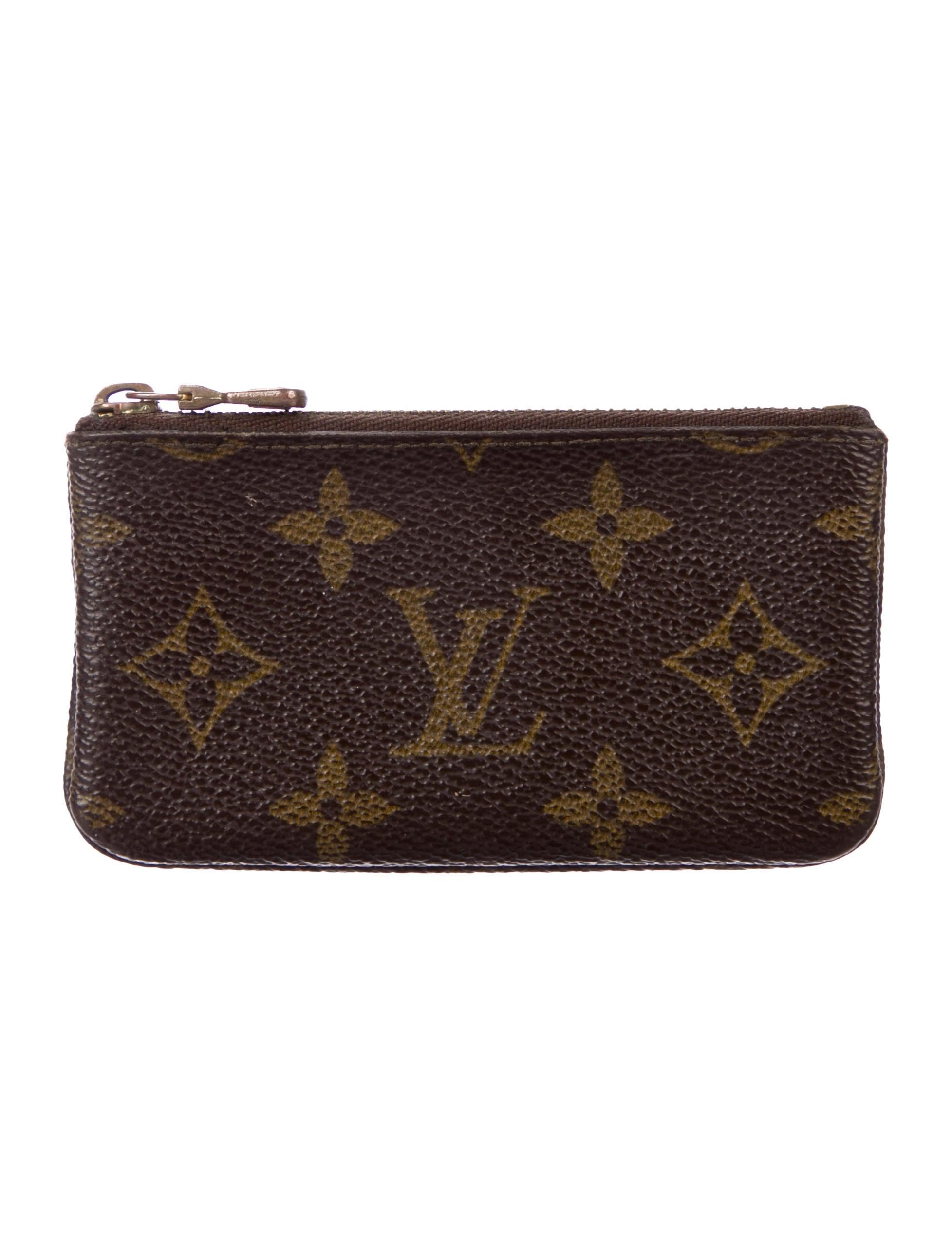 70398355975 Louis Vuitton Monogram Key Pouch - Accessories - LOU220204