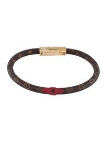 74b14730f8805 Louis Vuitton. Daily Confidential Bracelet