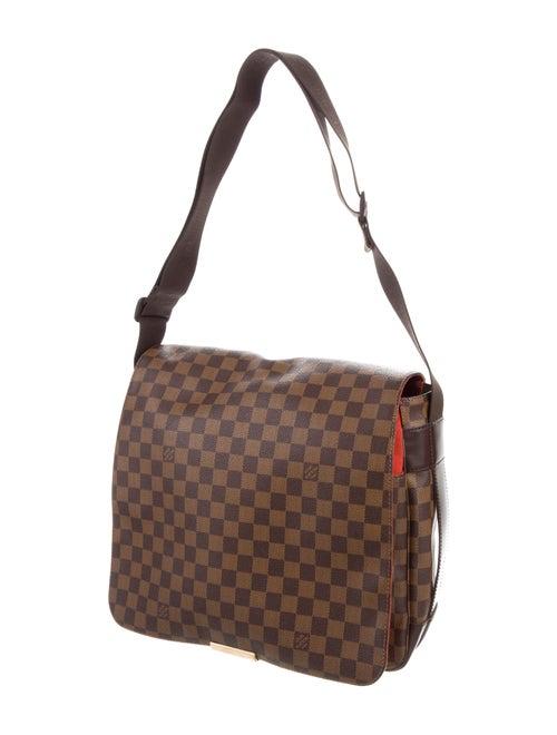 16da38a41a51 Louis Vuitton Damier Ebene Abbesses Messenger Bag - Bags - LOU220625 ...