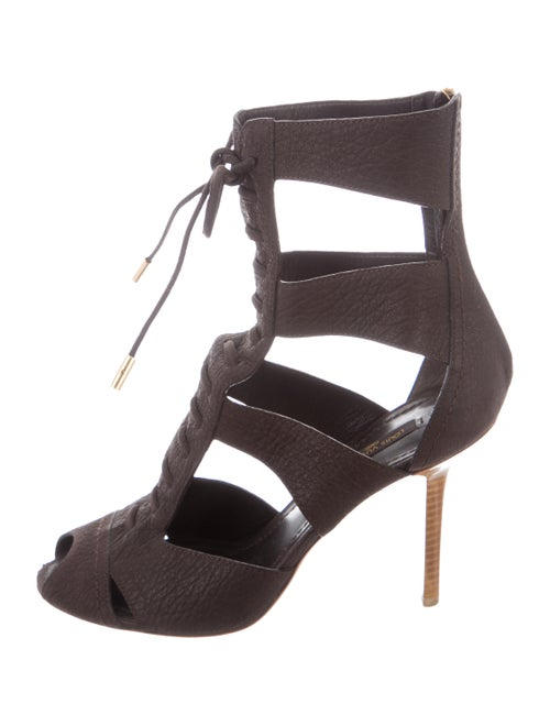 30b0f69b7 Louis Vuitton Corfu Cage Sandals - Shoes - LOU220844