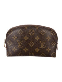 c0e36bc0de02 Louis Vuitton. Monogram Cosmetic Pouch