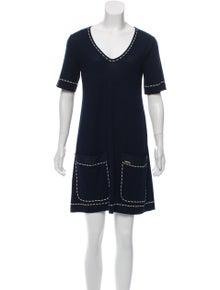 d357b261885 Louis Vuitton. Lightweight Knit Dress