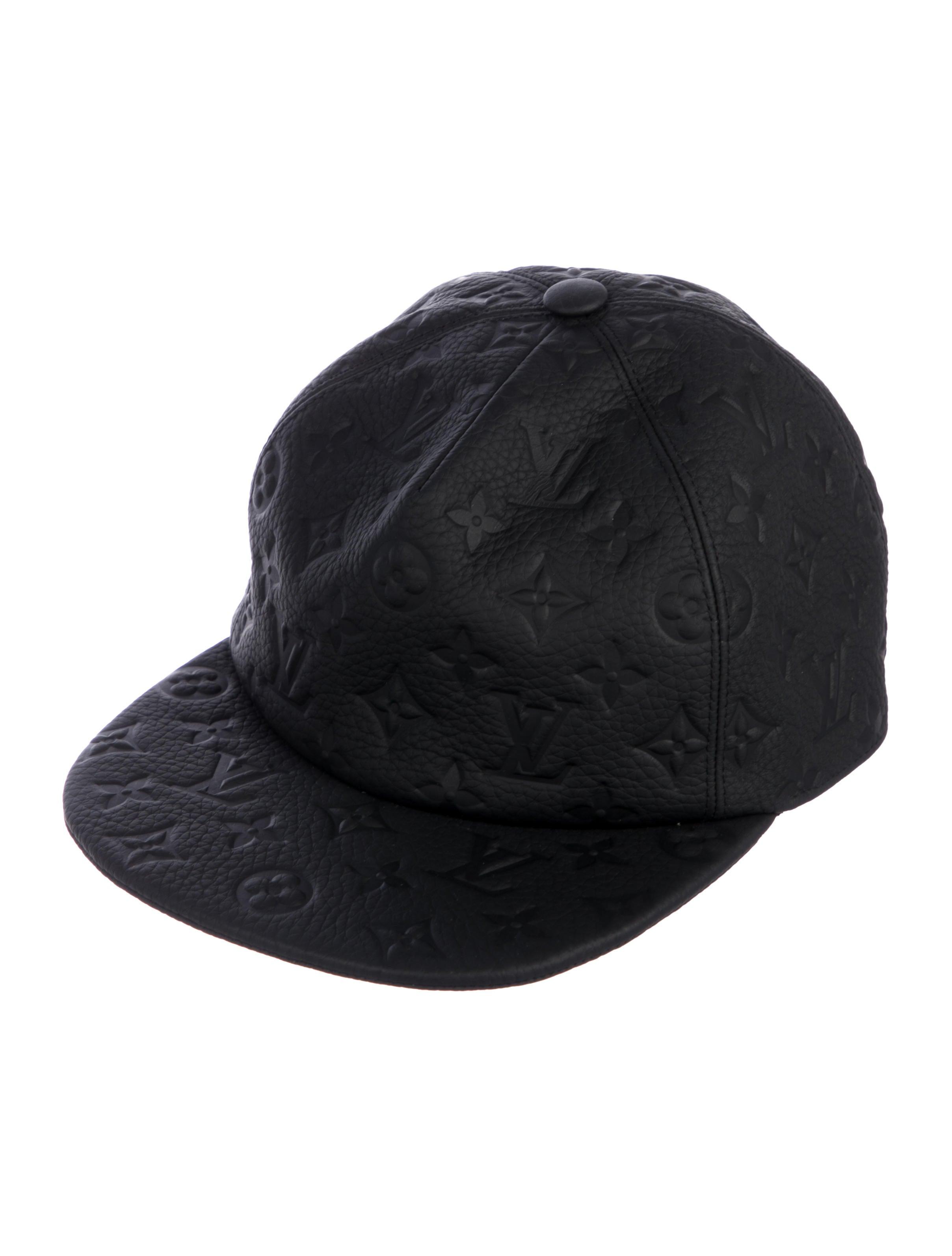 0d83f06c2e9 Louis Vuitton 2019 1.0 Monogram Leather Cap w  Tags - Accessories ...