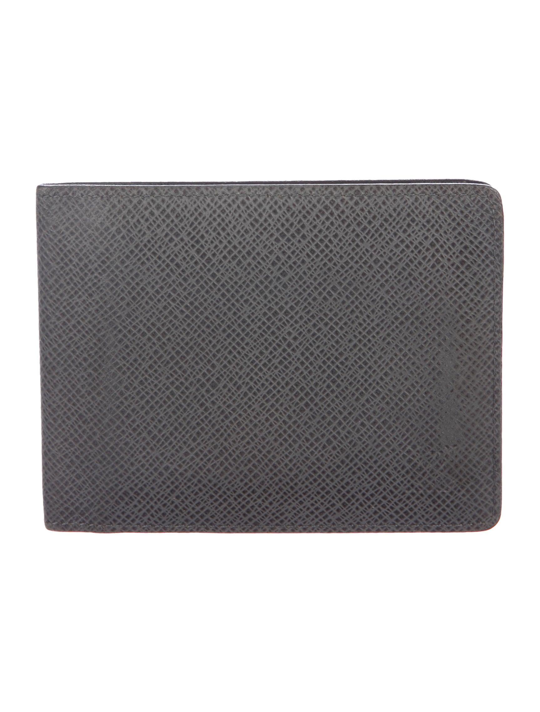 81591666bd8 Louis Vuitton Taïga Bifold Wallet - Accessories - LOU221219