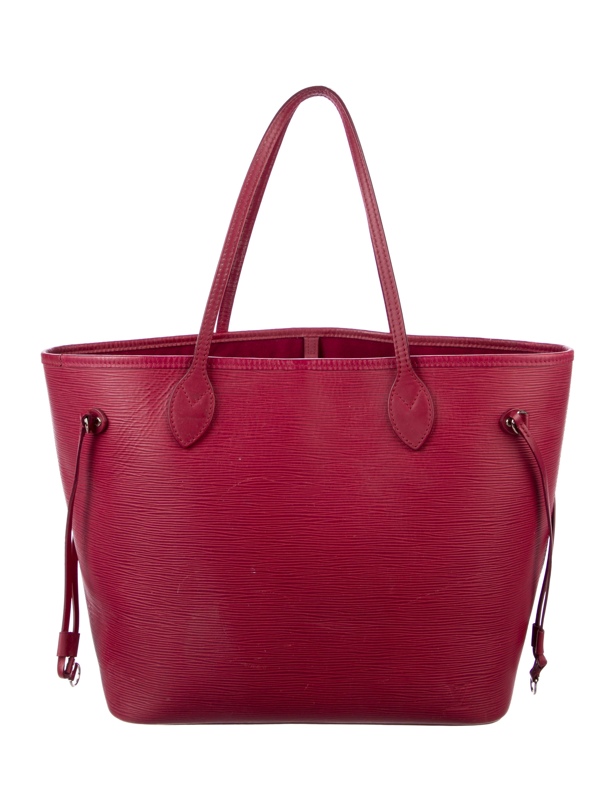 0fcd9b88ef60 Louis Vuitton Epi Neverfull MM w  Pouch - Handbags - LOU221523