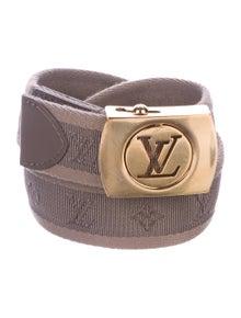 23c2740e641f Louis Vuitton. Monogram Fortune Belt