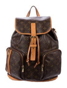 d4c491399a3e Louis Vuitton. Monogram Bosphore Backpack
