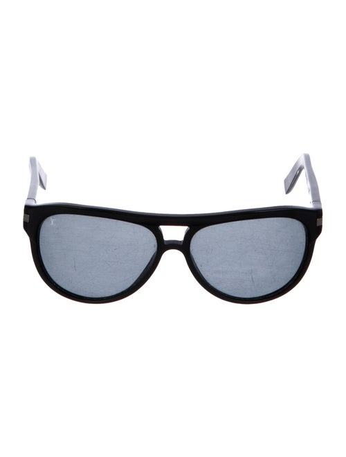dff78b548766 Louis Vuitton Possession Pilote Sunglasses - Accessories - LOU222122 ...