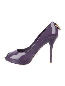 c1743c9f252 Louis Vuitton. Oh Really Patent Leather Pumps