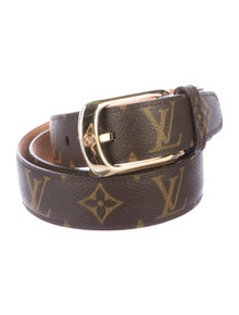 146817162bea Louis Vuitton. Monogram Ellipse 30MM Belt