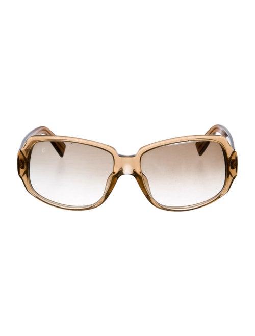 eb277e17106 Louis Vuitton Obsession Carré Sunglasses - Accessories - LOU223761 ...