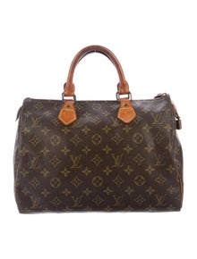 c940aeadbd4d Louis Vuitton. Vintage Monogram Speedy 30