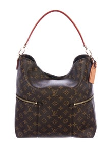36cbb1f20065 Louis Vuitton. Monogram Mèlie Bag