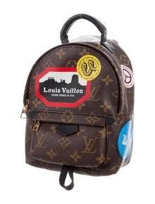 850d56290b72 Louis Vuitton Backpacks