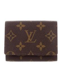 52083e3446ca Louis Vuitton Wallets