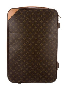 5fcec284bdad Louis Vuitton. Monogram Pégase 55