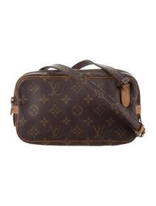30f9ea3a4db9 Louis Vuitton. Monogram Marly Bandoulière
