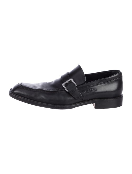 edd5b897d4ad Louis Vuitton Leather Dress Loafers - Shoes - LOU225809