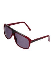 7783d7e761d34 Louis Vuitton. Evidence Aviator Sunglasses
