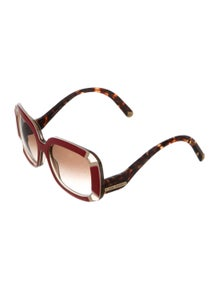 bbf143a2dd24d Louis Vuitton. Anemone Square Sunglasses