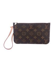 782a885c8 Louis Vuitton. Monogram Neverfull Pochette