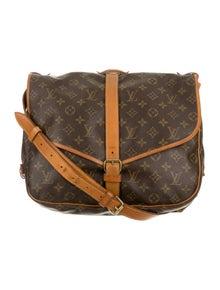 3f5da5642 Louis Vuitton Crossbody Bags | The RealReal
