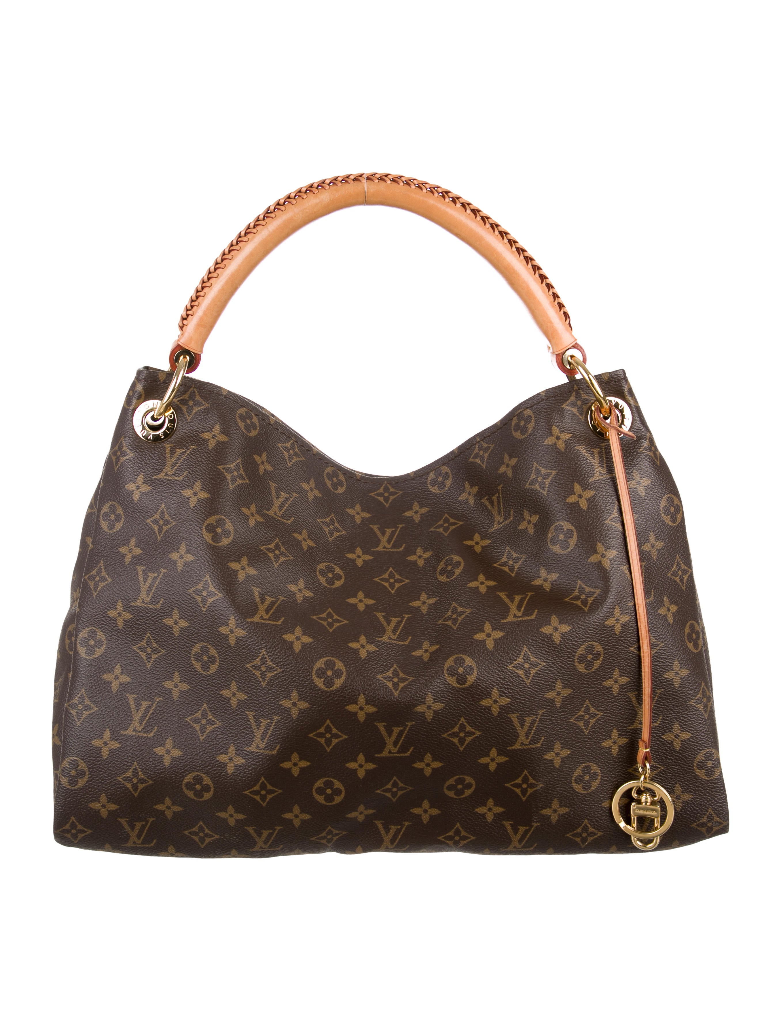 6c454e07e8 Louis Vuitton Monogram Berri MM - Handbags - LOU215870 | The RealReal