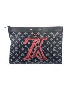 buy popular a90bd 60a69 Louis Vuitton Portfolios & Pouches | The RealReal
