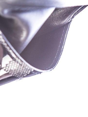 Damier Vernis Card Wallet