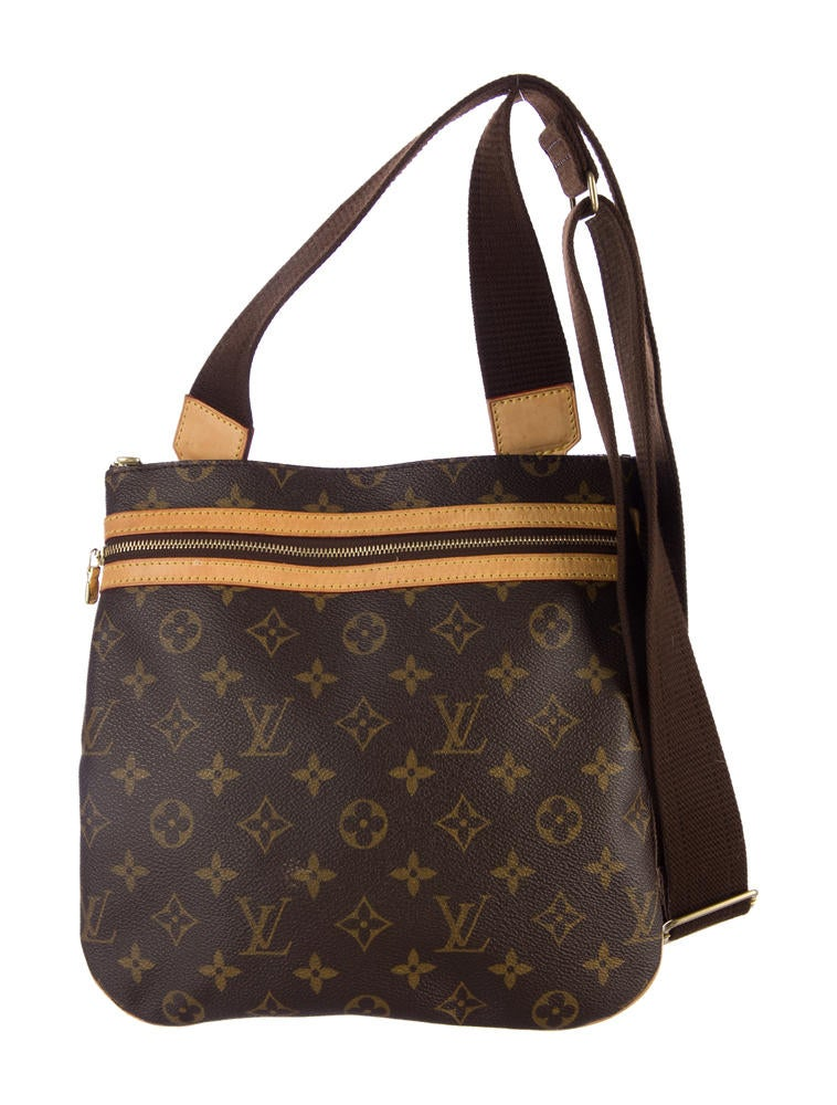 Simple Louis Vuitton Small Crossbody Bag In Brown  Lyst
