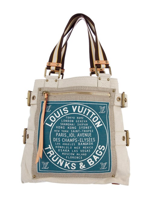 e8d93d26ad54 Louis Vuitton Globe Shopper Cabas MM - Handbags - LOU27137