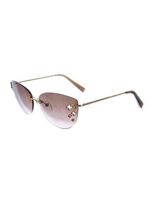 b56f27c826 Louis Vuitton Desmayo Cat-Eye Sunglasses - Accessories - LOU27413 ...