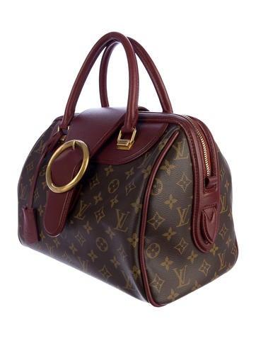 Monogram Golden Arrow Bag