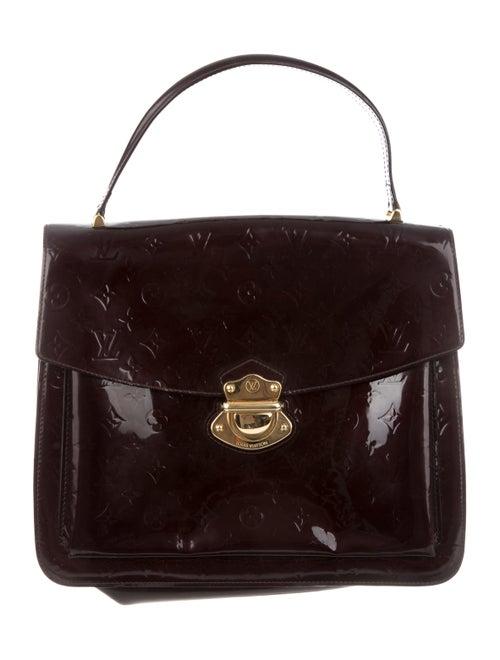 Louis Vuitton Vernis Romaine Briefcase brass